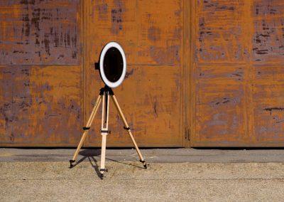 Egy stílusos szelfigép, ami több, mint egy fotó automata